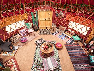 Bespoke Yurts Built In Perthshire Dragonfly Yurts